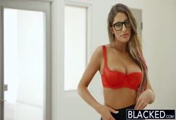 Gorgeous Busty Girl Gets BBC